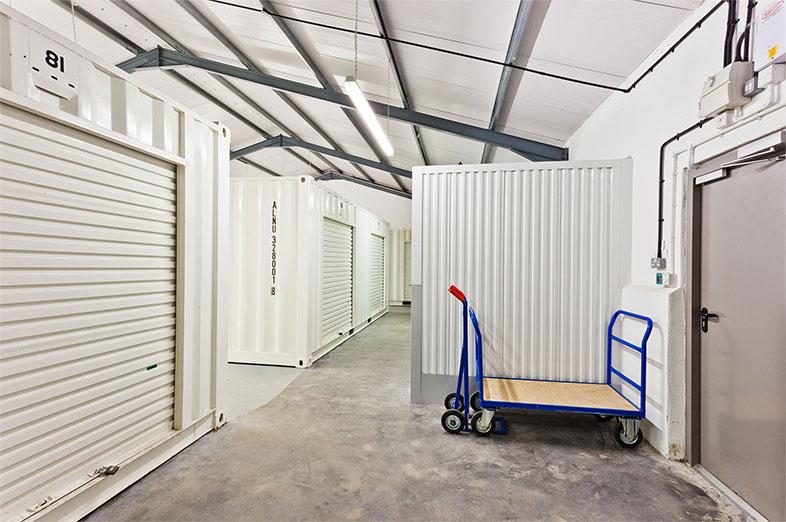 Weymouth self storage