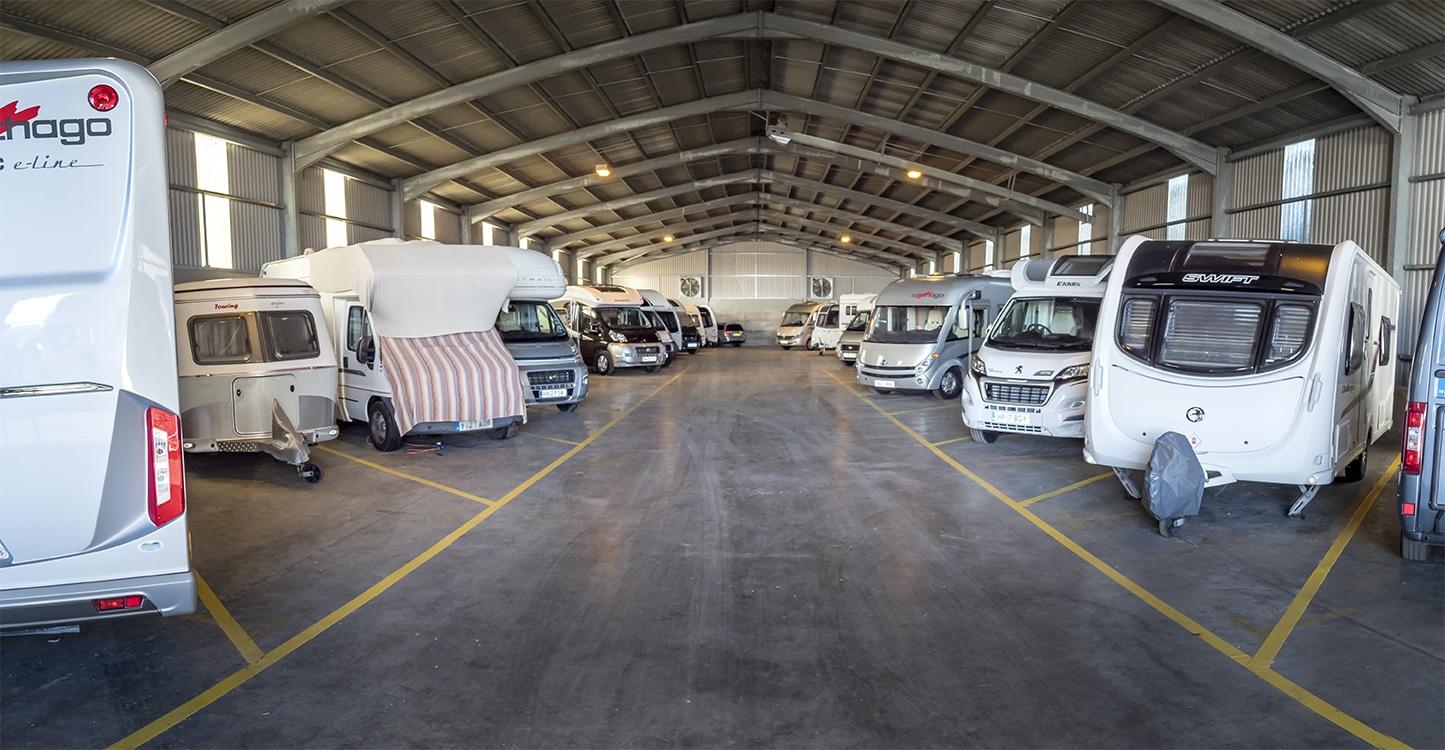 Dorset Caravan Storage Facility