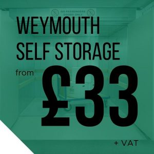 Self storage Weymouth with Hogleaze