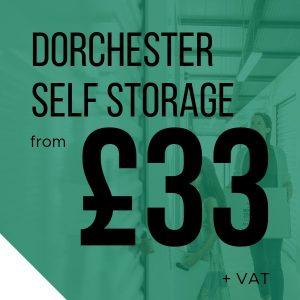 Dorchester Storage at Hogleaze