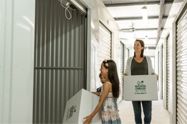 Self storage costs