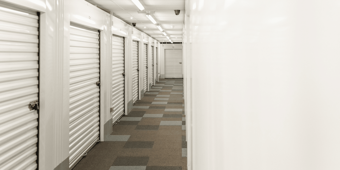 Types of self storage