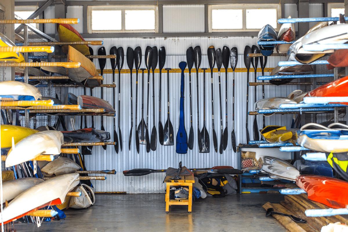 Sports Equipment Storage Units | Hogleaze Storage