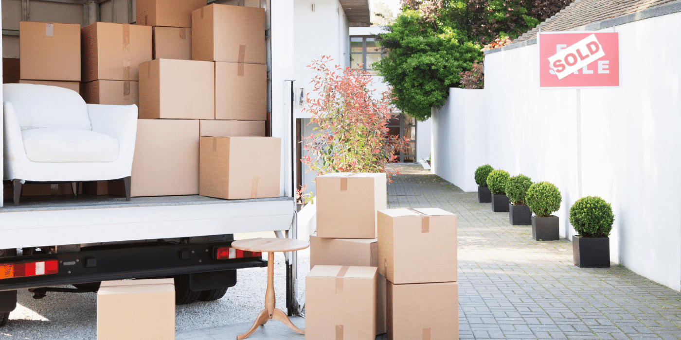 Moving house? How our removals and storage solution can help you